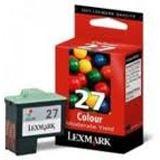 Lexmark Druckkopf mit Tinte 27 0010NX227E farbig