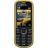 Nokia 3720 anthrazit/gelb T-Mobile