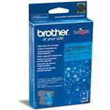 Brother Tinte LC1100HY-C cyan