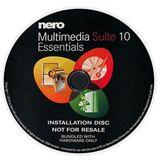 Nero Nero 10 Essentials 32 Bit Multilingual Brennprogramm OEM PC (DVD)