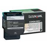 Lexmark TONER LASER SCHWARZ 1.000 SEITEN RÜCKGABE C/540/543/544 X/543/544