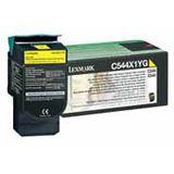 Lexmark Toner C544X1YG gelb