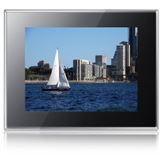 "10,0""(25,40cm) Samsung Digitaler Fotorahmen SPF-1000W 1024x768 1024MB Schwarz"