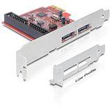 Delock 89275 3 Port PCIe 2.0 x1 retail