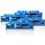 8GB G.Skill RipJawsX DDR3-1866 DIMM CL8 Quad Kit