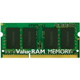 2GB Kingston ValueRAM DDR3-1066 SO-DIMM CL7 Single