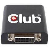 Club 3D CSV-2000D USB 2.0 -> DVI Adapter für Monitore (CSV-2000D)