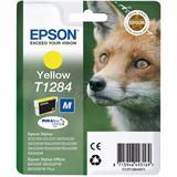 Epson Tinte C13T12844011 gelb