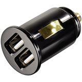Hama USB-Kfz-Ladegerät Dual Piccolino