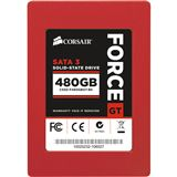"480GB Corsair Force GT Series 2.5"" (6.4cm) SATA 6Gb/s MLC synchron (CSSD-F480GBGT-BK)"