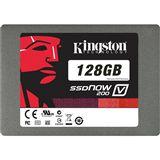 "128GB Kingston SSDNow V200 2.5"" (6.4cm) SATA 6Gb/s MLC asynchron (SV200S37A/128G)"