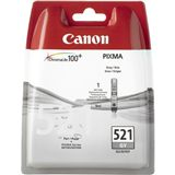 Canon CLI-521GY Tintenpatrone grau Blister w/o security