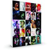 Adobe Creative Suite 6.0 Master Collection 64 Bit Englisch Grafik EDU-Lizenz PC (DVD)