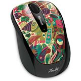Microsoft Mouse 3500 USB Artist Zansky (kabellos)