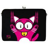 Digitrade Notebook Sleeve LS140-11 Kitty to Go