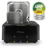 "Fantec Docking Station MR-CopyDU3e 2,5"" und 3,5""/Clone/Back"