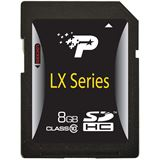 8 GB Patriot LX Serie SDHC Class 10 Bulk