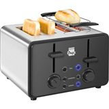 Unold 38815 Toaster Onyx Big
