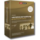 Lexware Vereinsverwaltung 2013 Premium 32/64 Bit Deutsch Office Vollversion PC (DVD)