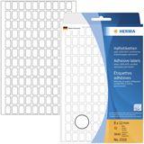 Herma 2310 Vielzwecketiketten 0.8x1.2 cm (32 Blatt (3840 Etiketten))
