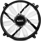 NZXT FZ 200mm 200x200x30mm 700 U/min 20 dB(A) schwarz/transparent