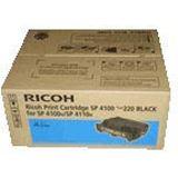 Ricoh T220 AP400 TONER BLK