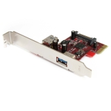Startech PEXUSB3S11 2 Port PCI-X retail
