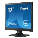 "17"" (43,18cm) iiyama ProLite E1780SD-B1 schwarz 1280x1024 1xDVI / 1xVGA"