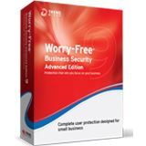 Trend Micro Worry-Free Business Security 9 Advanced 32/64 Bit Multilingual Internet Security Upgrade PC/Mac 15 User (CD/DVD)