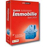 Lexware QuickImmobilie 2015 32/64 Bit Deutsch Finanzen Vollversion PC (CD)