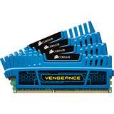 32GB Corsair Vengeance Pro blau DDR3-1600 DIMM CL9 Quad Kit