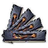 32GB G.Skill RipJaws 4 schwarz DDR4-2400 DIMM CL15 Quad Kit