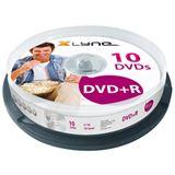 xlyne DVD+R 8.5 GB Double Side 10er Spindel (4010000)