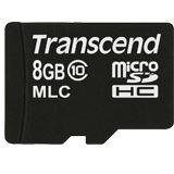 8 GB Transcend Premium M microSDHC Class 10 Retail