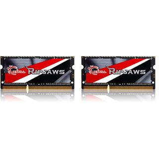 16GB G.Skill Ripjaws DDR3L-1600 SO-DIMM CL9 Dual Kit