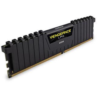 8GB Corsair Vengeance LPX schwarz DDR4-2400 DIMM CL14 Single