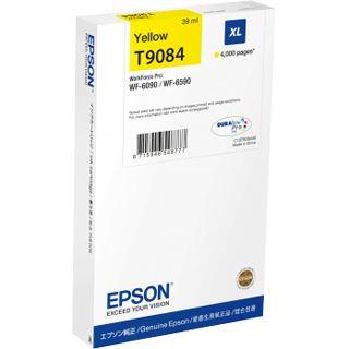 Epson Tinte T9084 C13T908440 gelb