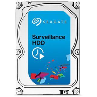 """8000GB Seagate Surveillance HDD ST8000VX0002 256MB 3.5"""" (8.9cm) SATA 6Gb/s"""
