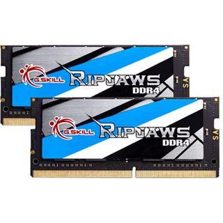 16GB G.Skill Ripjaws DDR4-2133 SO-DIMM CL15 Dual Kit