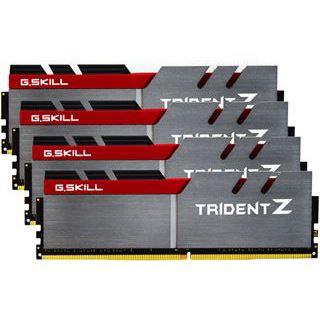 16GB G.Skill Trident Z DDR4-3733 DIMM CL17 Quad Kit