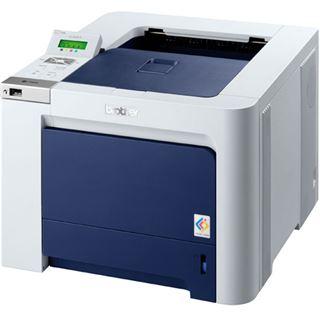 Brother HL-4040CN Laser Farb Drucker 2400x600dpi 2400x600dpi LAN/USB2.0