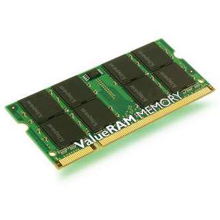 1GB Kingston ValueRAM DDR2-800 SO-DIMM CL6 Single