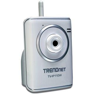 TrendNet TV-IP110W Wireless Network Camera