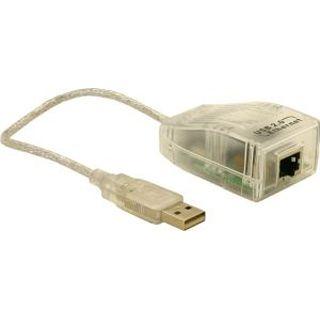 Delock Adapter USB 2.0 Ethernet