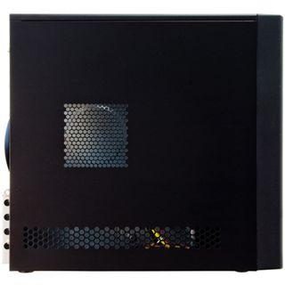 Chieftec Mesh CD-01B-B Mini Tower 350 Watt schwarz