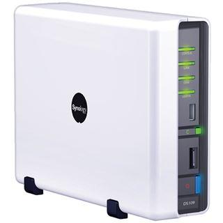 Synology DiskStation DS109+, Gb LAN, schwarz