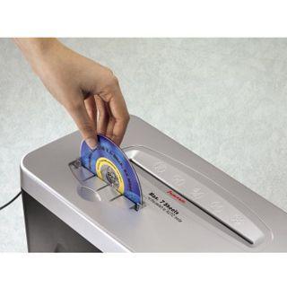 Hama Cross-Cut-Aktenvernichter CC 718L, mit CD- u. Plastikkarten-Shredder