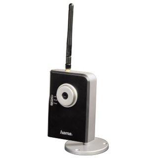 Hama Wireless LAN IP-Kamera, 54 Mbps
