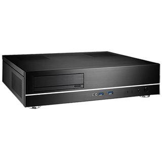 Lian Li Muse PC-C37B Desktop ohne Netzteil schwarz