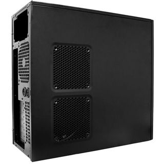 ATX NZXT Beta Case Black Metal Edition Midi Tower o.NT Schwarz